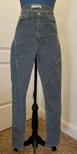 American apparel skinny conductor jeans size 29